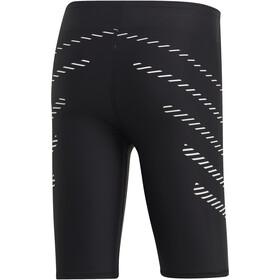 adidas Speed Short Tights Men black/white